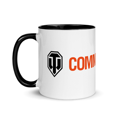 World of Tanks Mug Commander