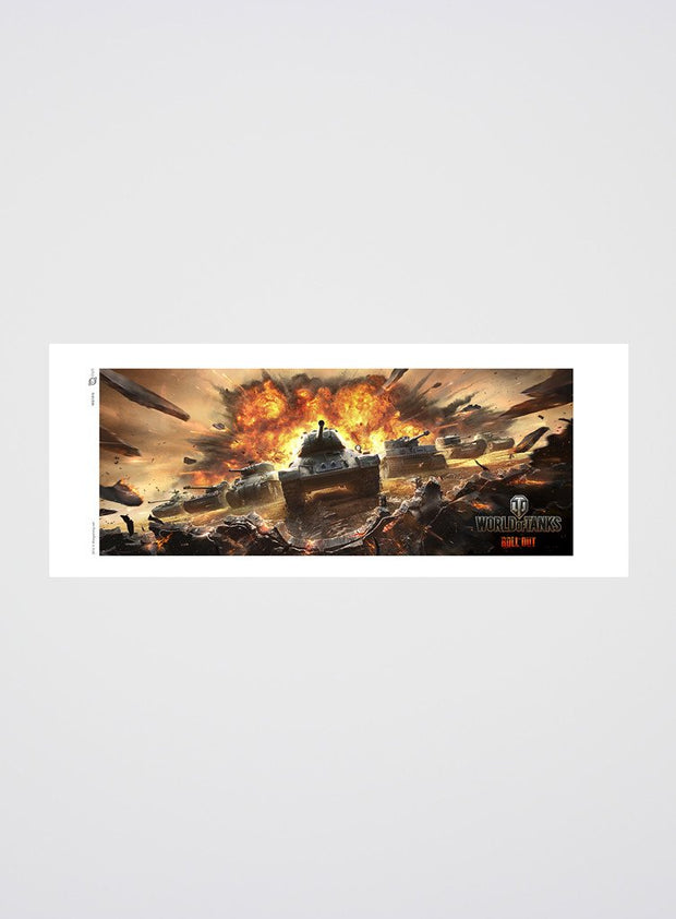 World of Tanks Roll Out Mug