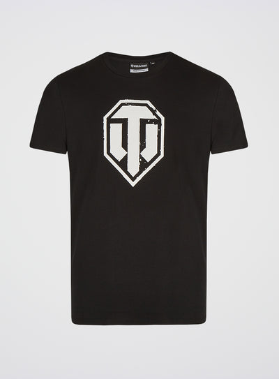 World of Tanks Distressed Logo T-shirt