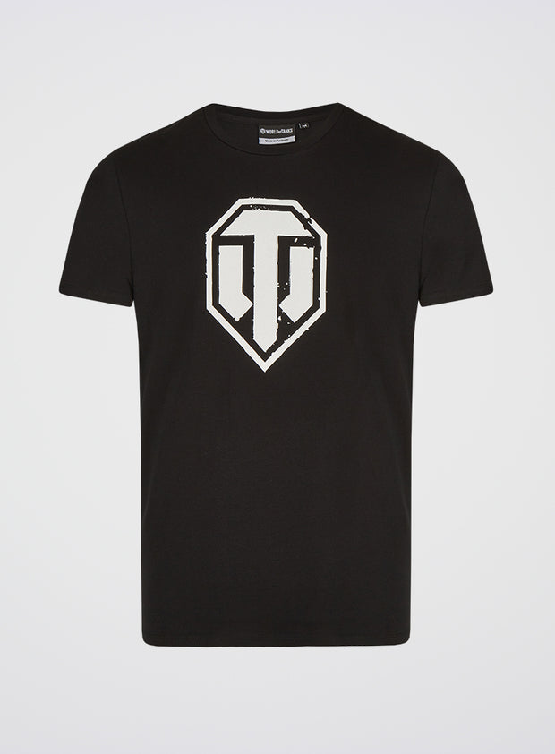 World of Tanks T-shirt Distressed Logo