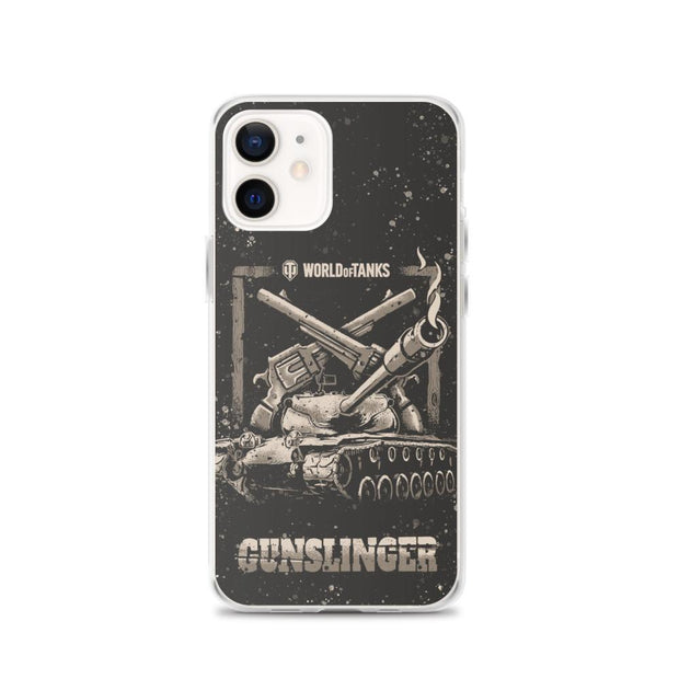 World of Tanks National iPhone Case USA Gunslinger
