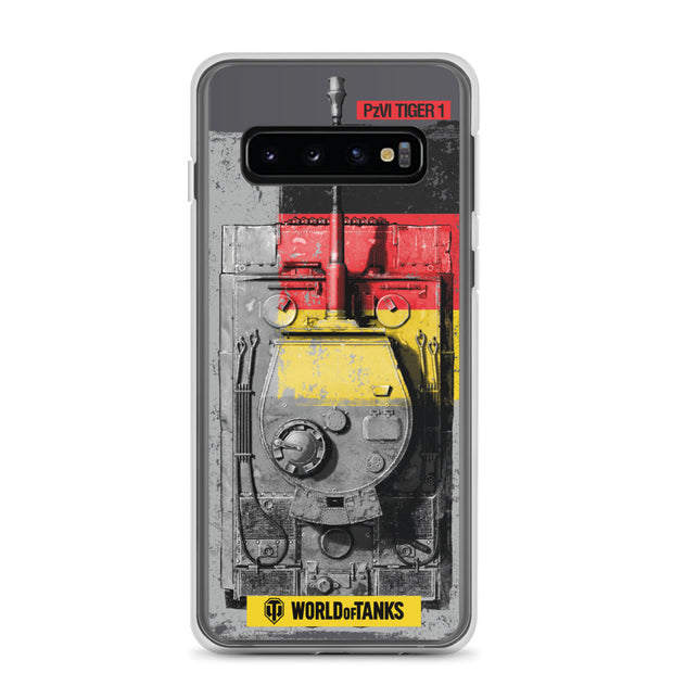World of Tanks National Samsung Case GER Tiger 1