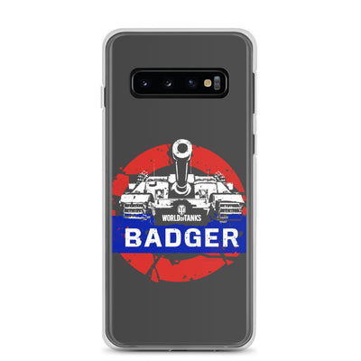 World of Tanks National Samsung Case UK Badger
