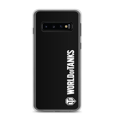 World of Tanks Classic Samsung Case Black