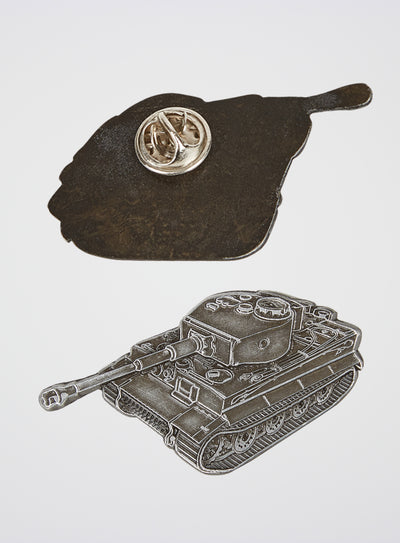 World of Tanks Tiger Pin
