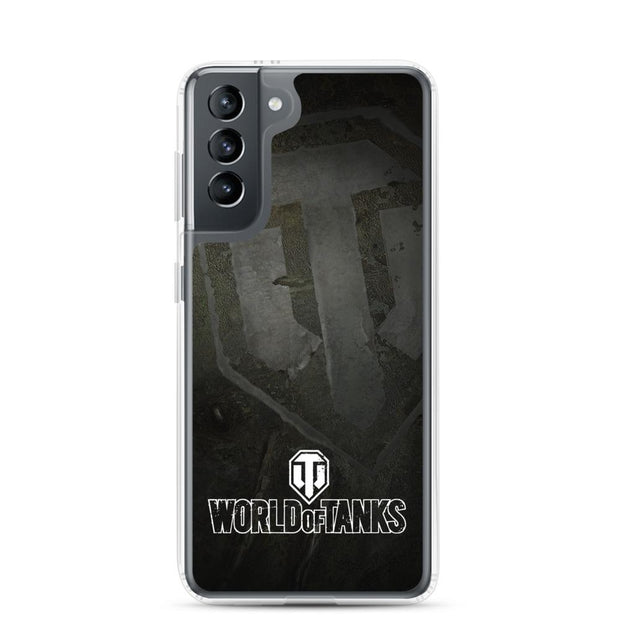 World of Tanks Classic  Samsung Case Vintage Logo