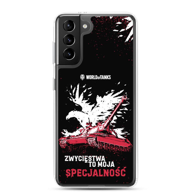 World of Tanks National Samsung Case PL 60TP Lewandowskiego