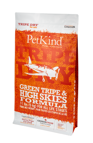 PetKind - Green Tripe & High Skies (1.8kg)(5kg) - {Wild Coast Pet Food}
