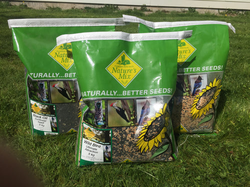 Natures Mix - Wild Bird Ultimate Attraction (5kg) - {Wild Coast Pet Food}