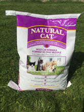 Natural Cat - Clumping Grain Litter Multi-Cat (8kg)(18kg) - {Wild Coast Pet Food}
