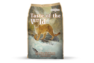 Taste of the Wild - Canyon River Feline 5lb - {Wild Coast Pet Food}