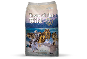 Taste of the Wild - Wetlands Canine (14lb)(30lb) - {Wild Coast Pet Food}