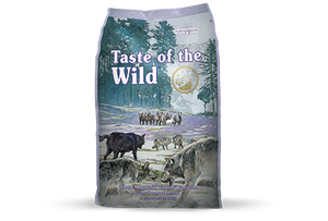 Taste of the Wild - Sierra Mountain Canine 30lb - {Wild Coast Pet Food}