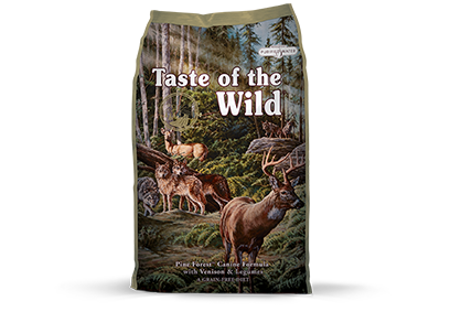 Taste of the Wild - Pine Forest (5lb)(28lb) - {Wild Coast Pet Food}