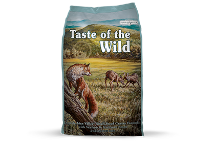 Taste of the Wild - Appalachian Valley Small Breed (5lb)(14lb) - {Wild Coast Pet Food}