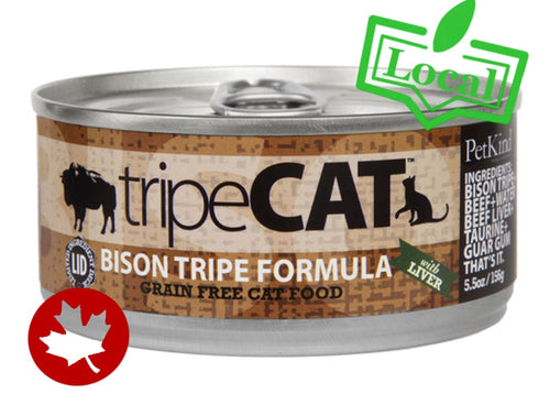 PetKind - Bison Tripe (5oz) - {Wild Coast Pet Food}