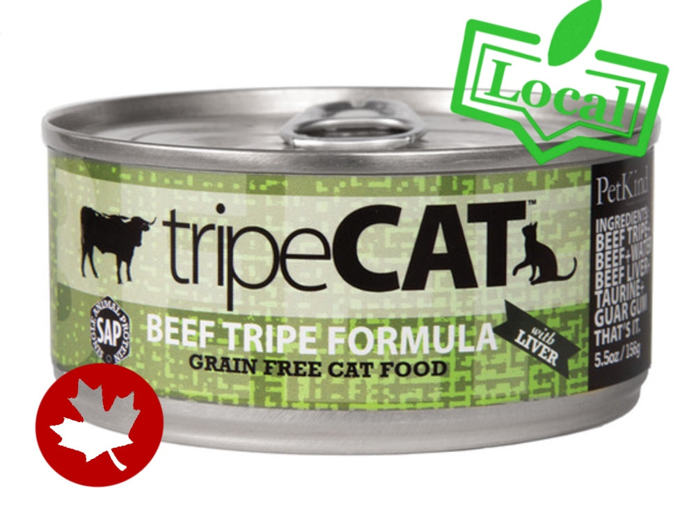 PetKind - Beef Tripe (5oz) - {Wild Coast Pet Food}