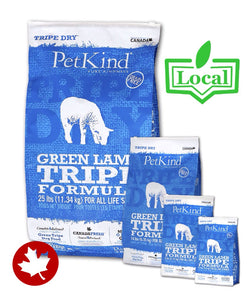 PetKind - Green Lamb Tripe (11.34kg) - {Wild Coast Pet Food}