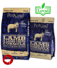 PetKind - Lamb & Green Lamb Tripe (11.34kg) - {Wild Coast Pet Food}