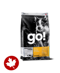 Go - Duck Sensitivity & Shine 11.3kg - {Wild Coast Pet Food}