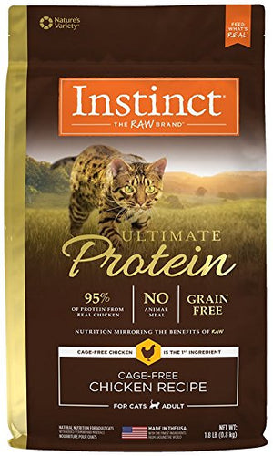 Instinct - Ultimate Protein Chicken (1.81kg)(4.54kg) - {Wild Coast Pet Food}