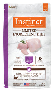 Instinct - LID Rabbit (4.54kg) - {Wild Coast Pet Food}