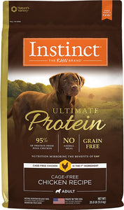 Instinct - Ultimate Protein Chicken (1.81kg)(9.1kg) - {Wild Coast Pet Food}
