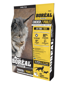 Boreal - Low-Carb Chicken (2.26kg)(5.45kg) - {Wild Coast Pet Food}