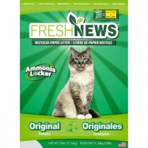 Fresh News - Paper Cat Litter (11.34kg) - {Wild Coast Pet Food}