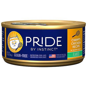 Pride - Champ's Flaked Chicken (156g) - {Wild Coast Pet Food}