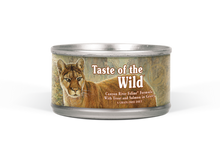 Taste Of The Wild - Canyon River Feline (5.5oz) - {Wild Coast Pet Food}