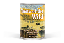 Taste Of The Wild - High Prairie Canine (13.2oz) - {Wild Coast Pet Food}