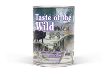 Taste Of The Wild - Sierra Mountain Canine (13.2oz) - {Wild Coast Pet Food}