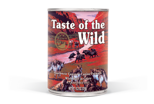 Taste Of The Wild - Southwestern Canyon Canine (13.2oz) - {Wild Coast Pet Food}