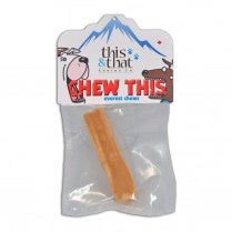 This & That - Everest Chews (assorted sizes) - {Wild Coast Pet Food}