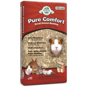 Oxbow - Pure Comfort Paper Bedding (8.2-21L) - {Wild Coast Pet Food}