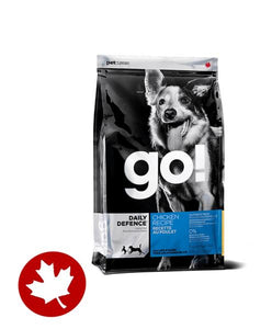 Go -Chicken Daily Defense 11.3kg - {Wild Coast Pet Food}