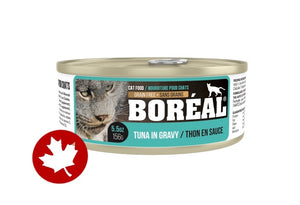 Boreal - Red Tuna & Gravy (80g) - {Wild Coast Pet Food}