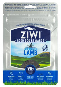 ZiwiPeak - Air-Dried New Zealand Lamb Treats (85g) - {Wild Coast Pet Food}