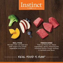 Instinct - Raw Beef Mixers (397g) - {Wild Coast Pet Food}