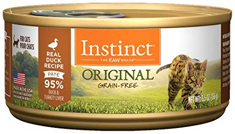 Instinct - Origional Duck Recipe (156g) - {Wild Coast Pet Food}