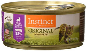 Instinct - Origional Rabbit Recipe (156g) - {Wild Coast Pet Food}