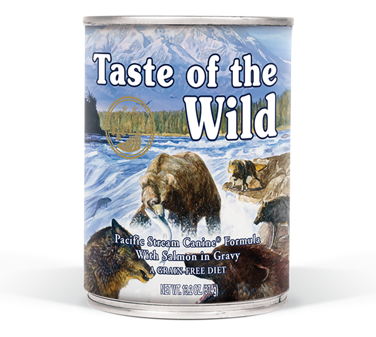 Taste Of The Wild -  Pacific Stream (13.2oz) - {Wild Coast Pet Food}