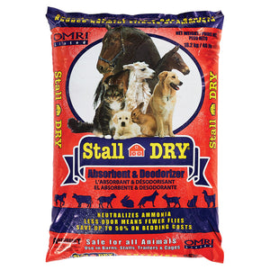 Stall Dry - Barn Deodorizer (18kg) - {Wild Coast Pet Food}