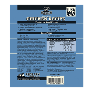 RedBarn - Chicken Roll 298g - {Wild Coast Pet Food}