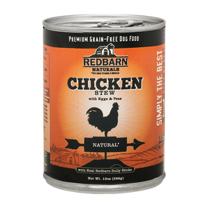 RedBarn - Chicken Stew 13oz - {Wild Coast Pet Food}