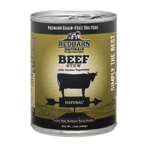 RedBarn - Beef Stew 13oz - {Wild Coast Pet Food}