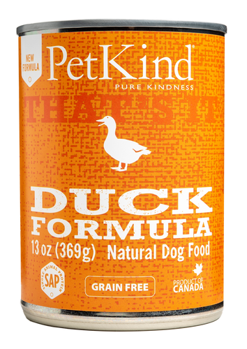 PetKind - That's It Duck (13oz) - {Wild Coast Pet Food}