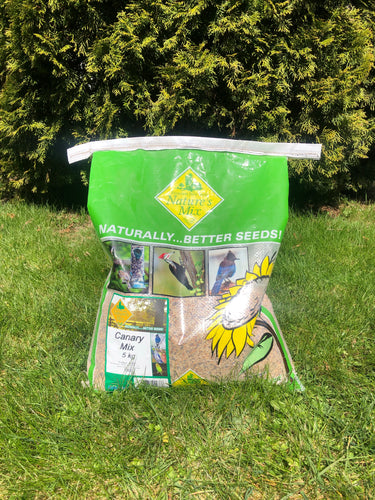 Natures Mix - Canary Mix (5kg) - {Wild Coast Pet Food}