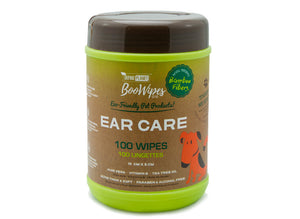 DefinePlanet - BooWipes Ear Care 100ct - {Wild Coast Pet Food}